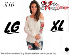 Sonlet   Love Your Today Boutique Online Shopping - Cold Shoulder Top Create fun outfits with the variety of tops, bottoms, dresses and accessories! #boutique #outfits #womensfashion #fashion #accessories #tops #leggings #jeans #skirts #dresses #jeggings - and so much more! Click this Pin to check us out today!