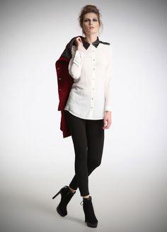12 Burç 12 Stil kampanyasında Koç burcu için Sense paça ve sağ cep metal fermuarlı cepli çelik pantolon Markafoni'de 98,97 TL yerine 29,99 TL! Satın almak için: http://www.markafoni.com/product/3427920/