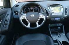 interior 2014 Hyundai ix35 Review and Price