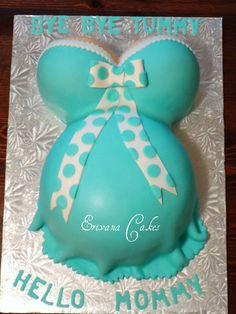 Baby Shower Cake-cute!