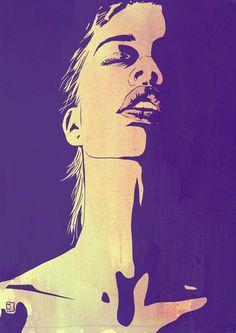 ideas pop art painting comics illustrations for 2019 Arte Pop, Art And Illustration, Dope Kunst, Wow Art, Erotic Art, Art Blog, Female Art, Vector Art, Graphic Art