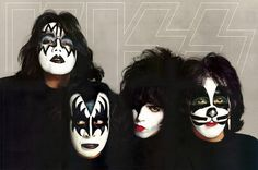Dynasty Album KISS Poster