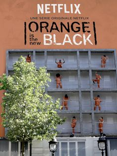XX(XX)L billboard in Paris for Orange Is The New Black season 3 launch Netflix x Ubi Bene Street Marketing, Netflix, Call Art, Orange Is The New Black, Paris, Billboard, Communication, Advertising, Key