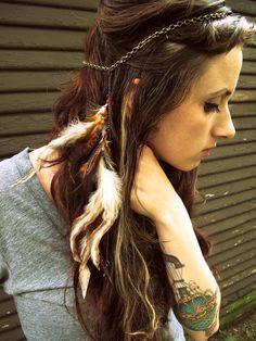 Gypsy Magic Hair piece