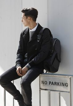 We'll let Hyeong Seop Park bend the rules. #streetstyle