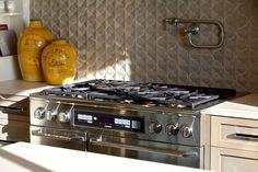 Noblesse 2 Kitchen Backsplash By Tabarka Studio