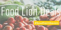 See all the deals and the Food Lion weekly ad all in one place.