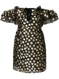 FOR LOVE & LEMONS Lottie ruffle mini dress. #forlovelemons #cloth #
