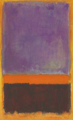 urgetocreate: Mark Rothko, Untitled, 1952
