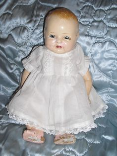 Old Composition Baby Doll.