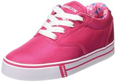 HEELYS KIDS LAUNCH SHOES FUCHSIA PRINTED LINING SIZE 5 * Want to know more, click on the image. This is an Amazon Affiliate links.