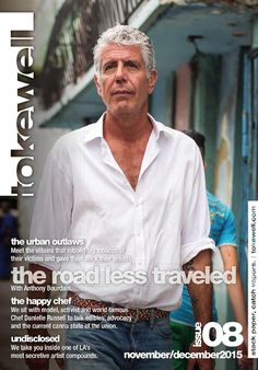 Deliciously Dee : INTERVIEW WITH TOKEWELL MAGAZINE.