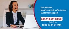 Are you exploring for Mcafee antivirus customer technical support in Australia? We offer McAfee total protection customer care services through McAfee certified professional experts at very attractive prices.