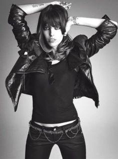 Lou Doillon, Vogue Italia