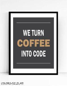 YES! Coffee bar!