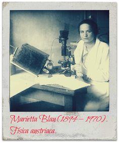 Pionera en el desarrollo del método de las placas fotográficas en el estudio de la detección de partículas elementales. Su descubrimiento fue determinante en el nacimiento de la captura de rayos cósmicos y de la física de partículas. Gracias a ella se hicieron hallazgos como el de la antimateria o del Pión. Austriaca, de origen judío, el nazismo la obligó a emigrar. Mientras tanto, en Viena, sus colegas entusiastas del partido Nazi, expropiaron su trabajo y borraron su nombre.