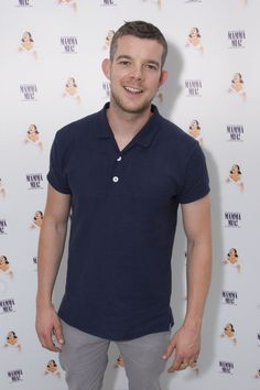 Russell Tovey at The MAMMA MIA! London Summer Family Tea Party 2013 Photo: Dan Wooller http://www.mamma-mia.com/
