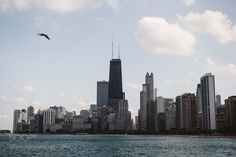 That Chi Skyline by ascherby