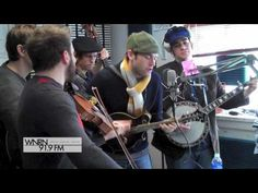 Rye Whiskey by the Punch Brothers. I saw them do this live at the High Noon Saloon, and they're amazing.