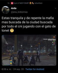 Mafia, Memes Estúpidos, Gta 5, Streamers, Youtubers, Spain, Random, Truths, Funny Things