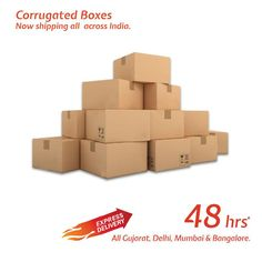 Buy High Quality Corrugated Boxes and Cartons Online at Cheapest Price. Available in different sizes and desired thickness. Boxing Online, Packing Supplies, Corrugated Box, Boxes, Packaging, Free Shipping, Products, Crates, Carton Box