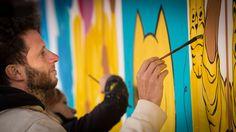 graffitimundo artists painting