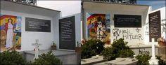 Profanado el mausoleo republicano del cementerio de Candeleda | Eco Republicano
