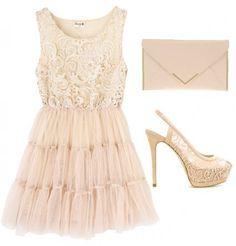 Robes de cocktail et tenue de mariage : la robe romantique