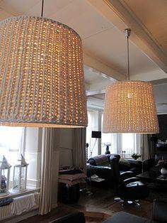 lampares de ganxet