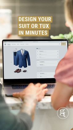 Choose your style, design your look with accessories, get fit, order free swatches, a free Home Try-On, and manage your entire wedding party all from the comfort of your own home. Wedding Tux, Wedding Attire, Wedding Bells, Fall Wedding, Rustic Wedding, Dream Wedding, Wedding Pinterest, Groom And Groomsmen, Plan Your Wedding