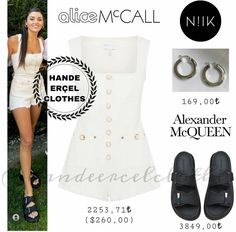 Trendy Dresses, Dress Outfits, Alexander Mcqueen, Clothes, Style, Fashion, Clothing, Womens Fashion, Outfits