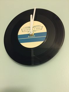 A personal favorite from my Etsy shop https://www.etsy.com/listing/255166059/mumford-sons-7inch-record-clock