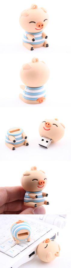 Sweet Piggy USB Flash Drive http://www.usbgeek.com/products/sweet-piggy-usb-flash-drive