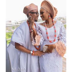 Traditional African Fashion for Wedding - Spiffy Fashion African Wedding Attire, Pakistani Wedding Dresses, African Attire, Wedding Hijab, Dress Wedding, African Outfits, Wedding Outfits, Nigerian Wedding Dresses Traditional, Traditional Wedding Attire