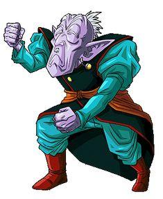 El Kaiō-shin Anciano