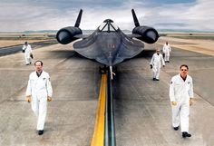 On December 17, 1903, the Wright brothers flew the first airplane ever at 6.8 mph (10.9 km/h). Only 61 years and five days later, the Lockheed SR-71 Blackbird took off. It's still the world's fastest airplane with a speed of 2,193 mph (3,530 km/h.) This fascinating video explains its top secret engine technology.