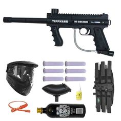 Tippmann Paintball Gear