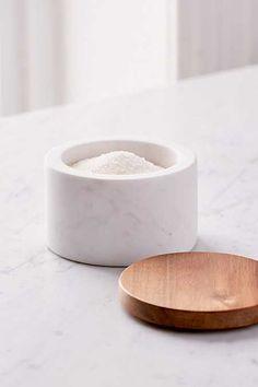 Core Bamboo Marble Sugar Dish