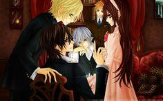 Please read my story on Wattpad! Title: Bloody Lust Love!:-)  my username: Miyamimi