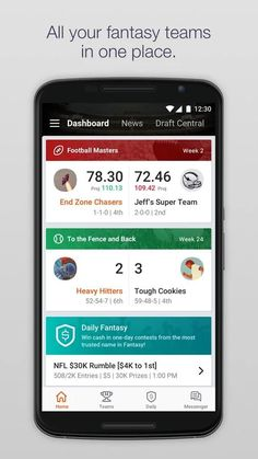 Top 10 Best Fantasy Football (NFL) Apps for Android