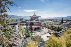 14 incredibly preserved historic villages and towns around the world l The Old Town of Lijiang in Yunan, China, established in the 13th century, still maintains its historic landscape and a complex ancient water-supply system which you can still see functioning today. Photo: Andreas Brandl/Getty Images