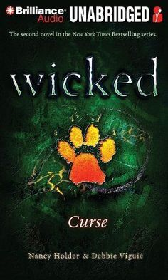 PP: I didn't expect to love this book as I've mentioned before I'm not a huge fan of the super dark/occult stuff which many witch books can fall into. I did want to listen to this book though, because of the ending of Wicked: Witch. I had to know if Jer was still alive and if he would be with Holly.