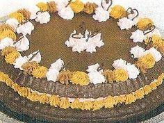 vcielkaisr-mojerecepty: Torta s trojakou šľahačkou