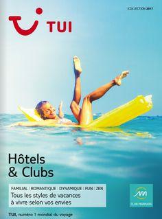 catalogue TUI Hôtels & Clubs