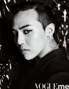 """China's """"VogueME"""" Weibo Posts More Photos of G-Dragon's Photo Shoot [PHOTO] - bigbangupdates"""