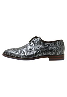 Floris van Bommel Schnürer - dark grey - Zalando.at Man Shoes, Flats, Fashion, La Mode, Sporty, Loafers & Slip Ons, Moda, Men's Shoes, Fasion