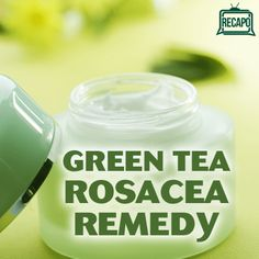 Dr Oz explained the difference between rosacea and acne, plus shared helpful at-home rosacea remedies like green tea cream and probiotics.