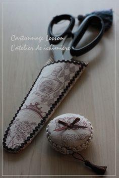 ├ レポート/生徒作品 : ichimière手づくりの時間 Sewing Basics, Box Packaging, Handicraft, Shabby Chic, Diy Crafts, Crafty, Crochet, How To Make, Bags