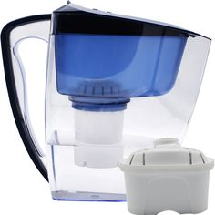 Gravity-fed Design Water Filter Reduces The Taste And Odor As Well As Contaminants For Home And Office Water