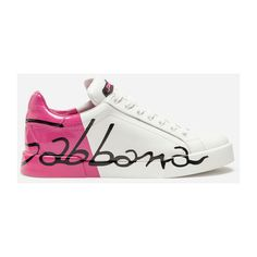 The Cheapest Excellent For Sale varnished logo sneakers - White Dolce & Gabbana Outlet 2018 Best Sale Online HlhS3F